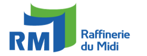 Logo Raffinerie du midi